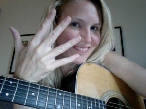 Jenny Silver Ackegitarr No Make
