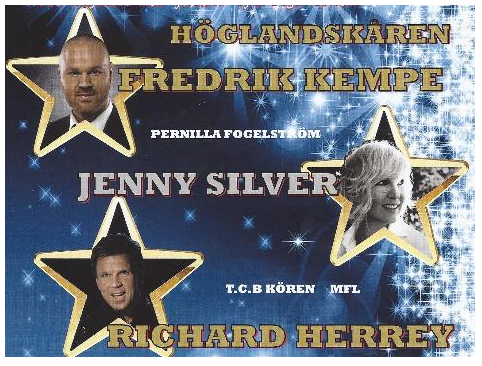 höglandskåren, stjärnglans, jenny silver, richard herrey, fredrik kempe